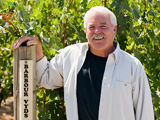 Husic Vineyards' Jim Barbour