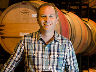 Husic Vineyards' Mike Hirby