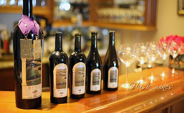 Husic Vineyards Wines